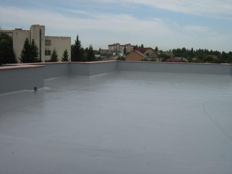 Бетонные крыши 4