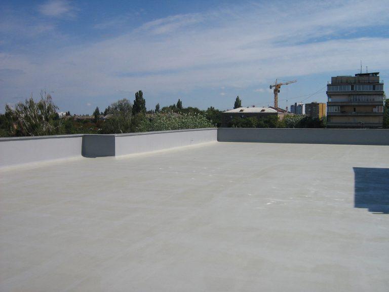 Бетонные крыши 5